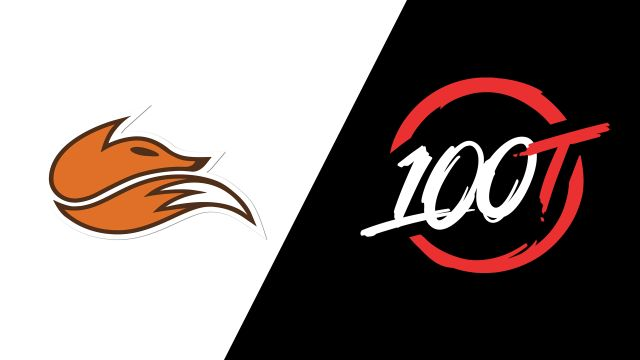 7/21 Echo Fox vs 100 Thieves