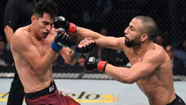 In Spanish - UFC Fight Night: Thomspn vs. Pettis