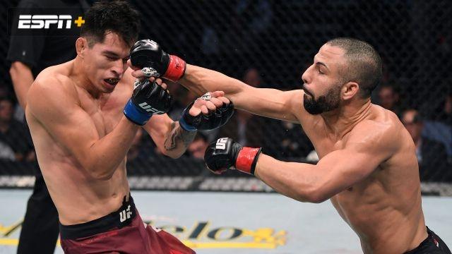 In Spanish - UFC Fight Night: Thomspn vs. Pettis (Main Card)