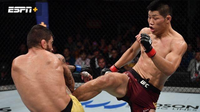 UFC Fight Night: Andrade vs. Zhang (Main Card)