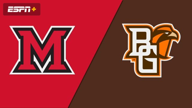 Miami (OH) vs. Bowling Green (W Volleyball)