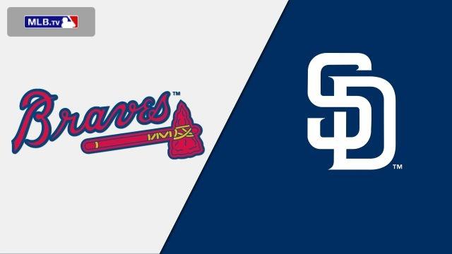 Atlanta Braves vs. San Diego Padres
