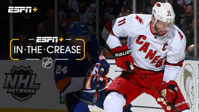 Sun, 3/8 - In the Crease: Controversy clouds Hurricanes-Islanders