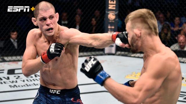 Joe Lauzon vs. Jonathan Pearce (UFC Fight Night: Reyes vs. Weidman)