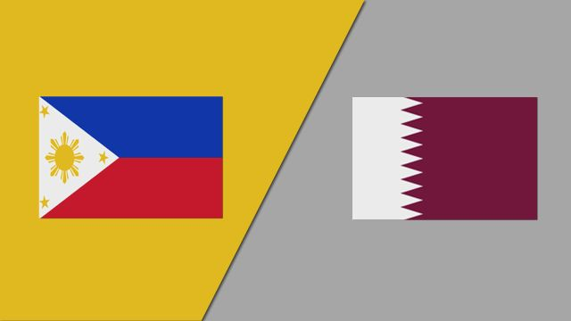 Philippines vs. Qatar (FIBA World Cup Qualifier)