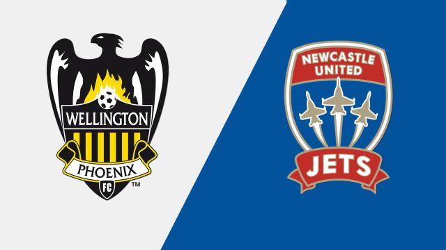 Wellington Phoenix vs. Newcastle Jets (A-League)