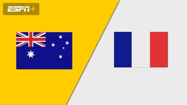 Australia vs. France (Group Phase)