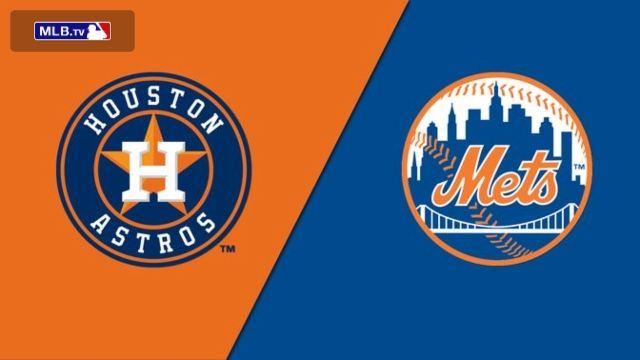 Houston Astros vs. New York Mets
