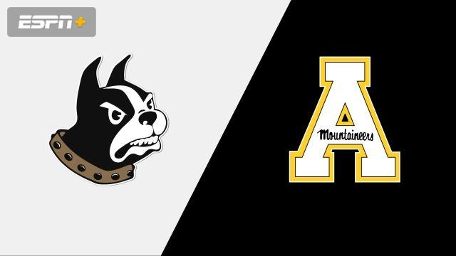 Wofford vs. Appalachian State (W Soccer)