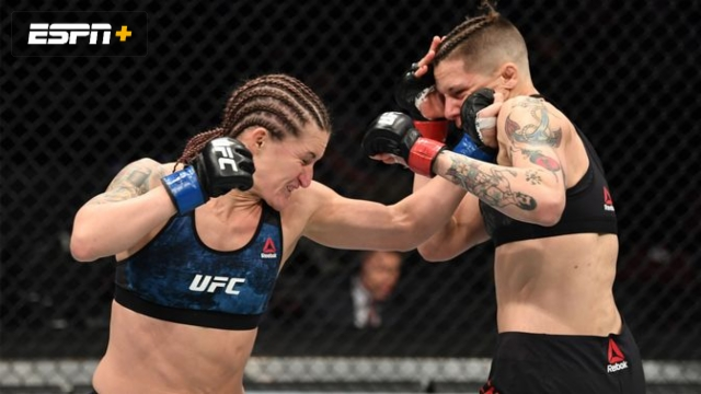 Macy Chiasson vs. Shanna Young (UFC Fight Night: Anderson vs. Blachowicz 2)