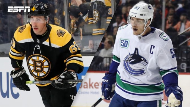 Boston Bruins vs. Vancouver Canucks
