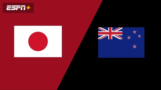 Japan vs. New Zealand (Group Phase)