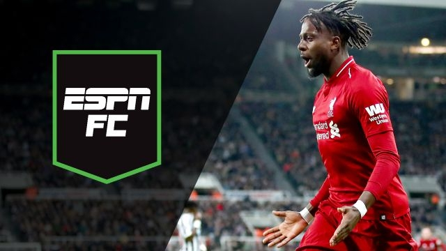 Sat, 5/4 - ESPN FC: Liverpool look to stay alive