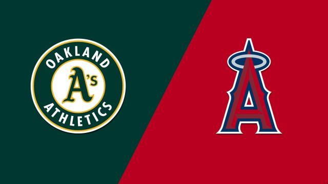 Oakland Athletics vs. Los Angeles Angels of Anaheim