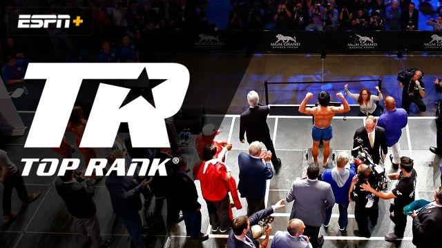 Lopez vs. Nakatani Weigh-In