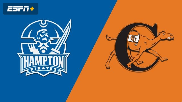 Hampton vs. Campbell (Football)