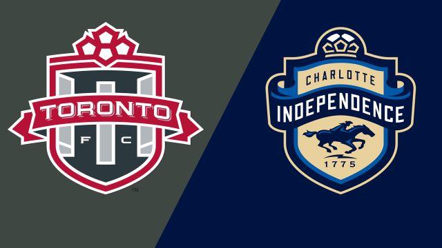 Charlotte Independence vs. Toronto FC II