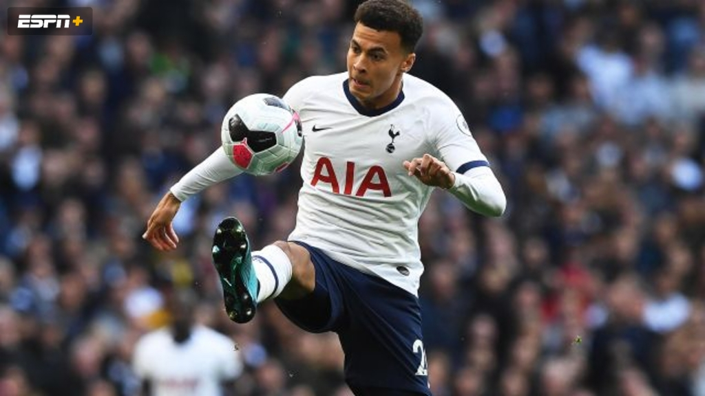 Tottenham Hotspur vs. Middlesbrough (3rd Round Replay)(FA Cup)