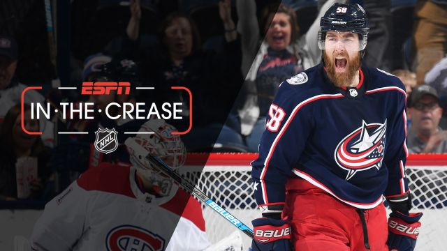 Thu, 3/28 - In the Crease: Columbus aims for playoff spot