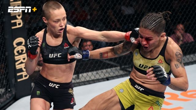 UFC 237: Namajunas vs. Andrade (Main Card)