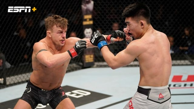 Cody Stamann vs. Song Yadong (UFC Fight Night: Overeem vs. Rozenstruik)