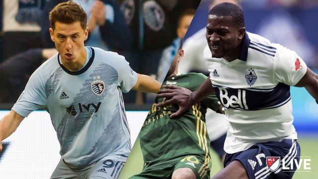 Sporting Kansas City vs. Vancouver Whitecaps FC (MLS)
