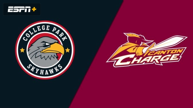 College Park SkyHawks vs. Canton Charge