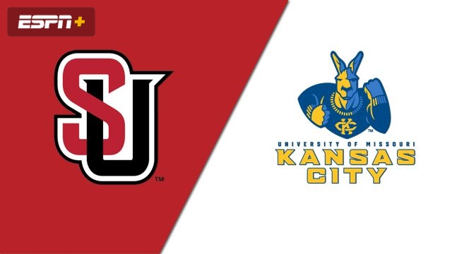Seattle U vs. UMKC (First Round) (W Volleyball)