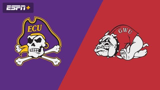 East Carolina vs. Gardner-Webb (W Volleyball)