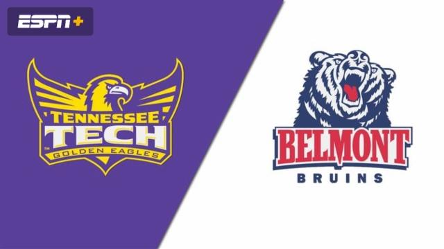 Tennessee Tech vs. Belmont (W Basketball)