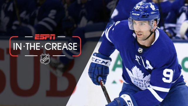 Mon, 3/25 - In the Crease: High scoring affair in Toronto
