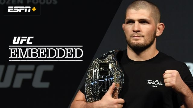 UFC 242 Embedded (Ep. 1)