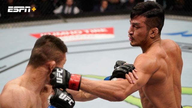 Kyung Ho Kang vs. Liu Pingyuan (UFC Fight Night: Edgar vs. The Korean Zombie)