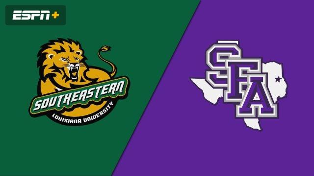 Southeastern Louisiana vs. Stephen F. Austin (W Soccer)