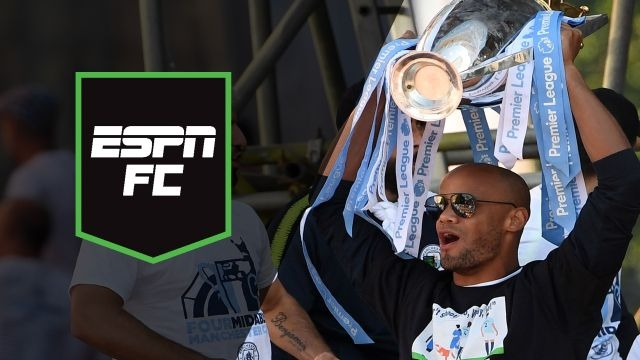 Mon, 5/20 - ESPN FC: City celebrates treble