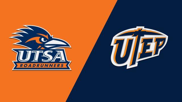 UT San Antonio vs. UTEP (W Basketball)