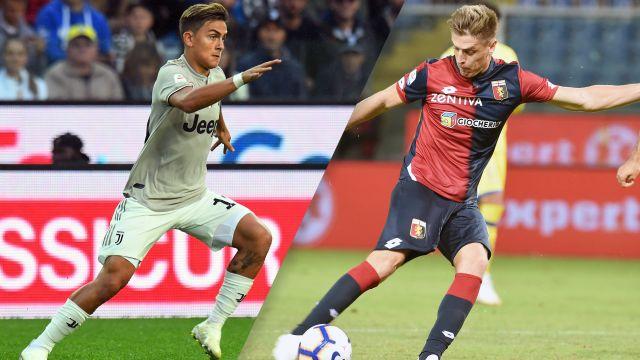 Juventus vs. Genoa (Serie A)