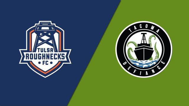 Tulsa Roughnecks FC vs. Tacoma Defiance (United Soccer League)