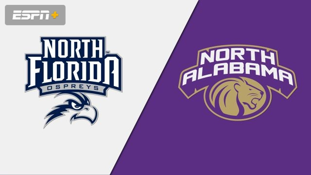 North Florida vs. North Alabama (W Volleyball)