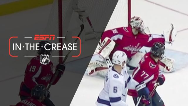 Tue, 5/22 - In the Crease