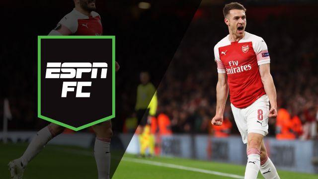 Thu, 4/11 - ESPN FC: Arsenal's battle at Emirates