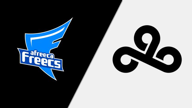 10/21 Afreeca Freecs vs. Cloud9