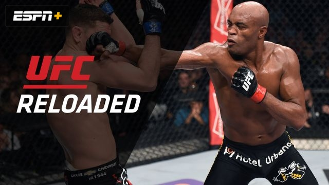 UFC 183: Silva vs. Diaz