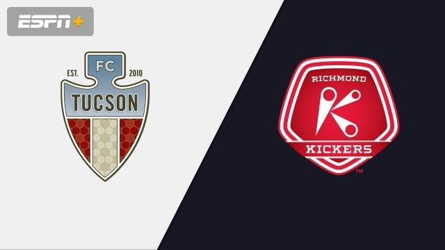 FC Tucson vs. Richmond Kickers (USL League One)