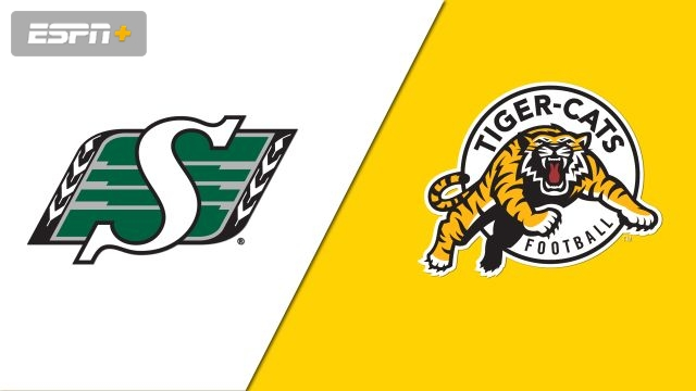 Saskatchewan Roughriders vs. Hamilton Tiger-Cats (Canadian Football League)