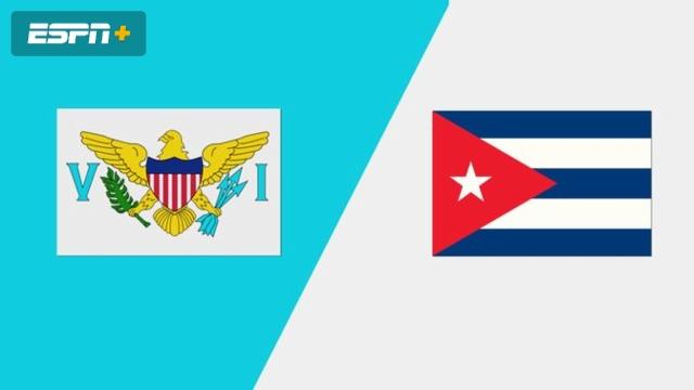 Virgin Islands vs. Cuba