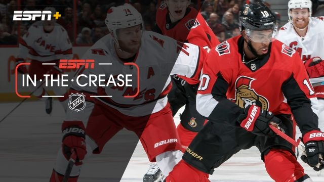 Sun, 11/10 - In the Crease: Senators make franchise history