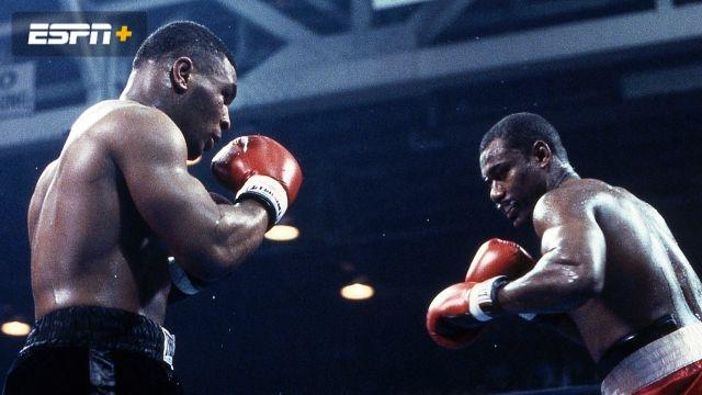 Tyson vs Ferguson