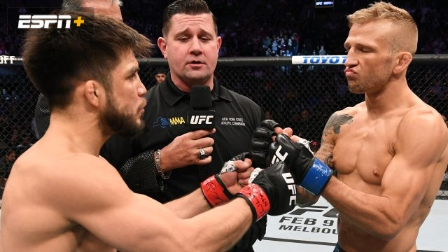 UFC Fight Night: Cejudo vs. Dillashaw (Main Card)