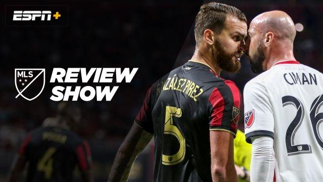 Thu, 10/31 – MLS Review: Conference Finals recap